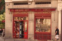 El Anciano Rey de los Vinos, Madrid, Spain