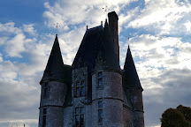 Chateau of Carrouges, Carrouges, France