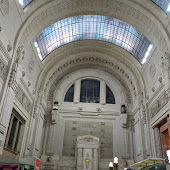 Железнодорожная станция   Stazione Centrale