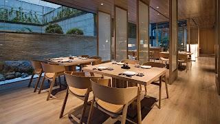 Best Restaurants in Jakarta : Oku at Kempinski Hotel