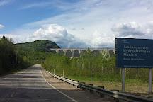 Daniel-Johnson Dam, Baie Comeau, Canada