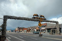 World's Largest Elkhorn Arch, Afton, United States
