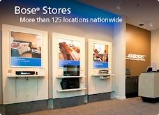 Bose Showcase Store new-york-city USA