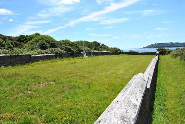 Spike Island Prisoners Graveyard