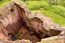 Bothwell Castle, Uddingston, United Kingdom
