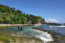 Jogan Beach, Gunung Kidul, Indonesia
