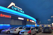 Optima Atrium, Kosice, Slovakia