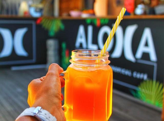 Aloha Tropical Cafe