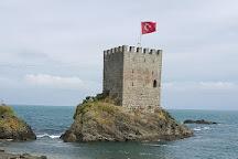 Kizkalesi, Rize, Turkey