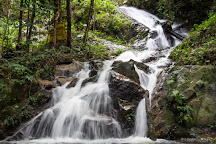 Mae Kampong Waterfall, Mae On, Thailand