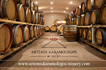 Artemis Karamolegos Winery, Exo Gonia, Greece