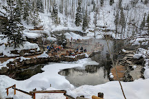 Strawberry Park Hot Springs, Steamboat Springs, United States