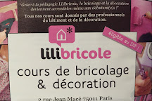 Lilibricole, Paris, France