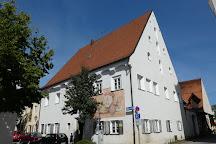 Steingadener Richterhaus, Schongau, Germany