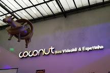 Coconut Brasil, Sao Paulo, Brazil