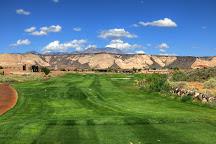 The Ledges Golf Club in St. George, St. George, United States