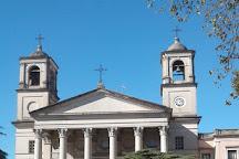 Plaza Constitucion, Paysandu, Uruguay