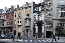 Maison Cauchie, Brussels, Belgium