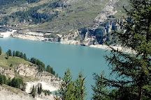 Lac du Chevril, Tignes, France