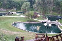 Sunken Gardens, Huntington, United States