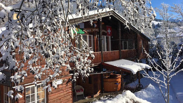 Free Spirit Lodge Sörenberg