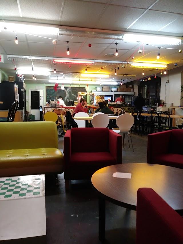 Café Étudiant Sain Fractal