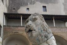 Santuario della Madonna delle Grazie, Pitigliano, Italy