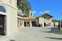 Santuario Francescano del Presepe, Greccio, Italy