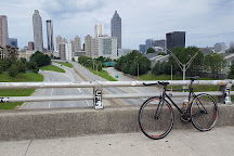 Jackson Street Bridge, Atlanta, United States