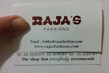 Raja's Fashions, Bangkok, Thailand