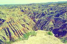 Big Badlands Overlook, Badlands National Park, United States