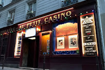 Le Petit Casino Diner Spectacles, Paris, France
