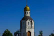 Chapel in Honor of Our Lady of Vladimir, Volgograd, Russia