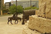 Pioneer Courage Park, Omaha, United States