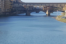 Ponte alle Grazie, Florence, Italy