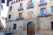 Tourist Office of Sos del Rey Catolico Palacio De Sada, Sos del Rey Catolico, Spain