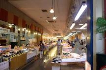Mihci-no-Eki Hitachi Osakana Center, Hitachi, Japan