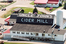 Uncle John's Cider Mill, Saint Johns, United States