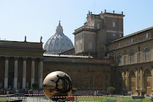 Sphere within a Sphere, Vatican City, Italy
