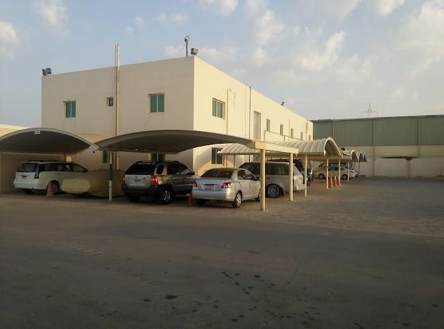 Nael Hydroexport in AlAin
