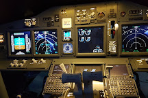 My Airlines - Flight simulator B737-800 NG, Prague, Czech Republic