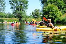 Kayak Safari, Huntingdon, Canada