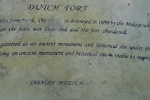 Dutch Fort, Pulau Pangkor, Malaysia