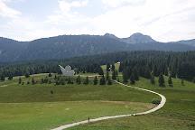 Plateau des Glieres, Thorens-Glieres, France