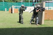 Combat Zone Seacon, Bangkok, Thailand