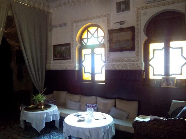 Restaurant El Djenina