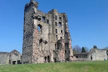Ashby de la Zouch Castle, Ashby de la Zouch, United Kingdom