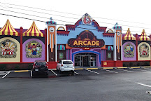 Big Top Arcade, Pigeon Forge, United States
