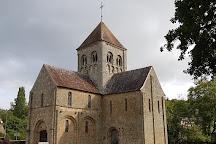 Eglise Notre-Dame-sur-l'Eau, Domfront, France
