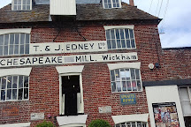 The Chesapeake Mill, Wickham, United Kingdom